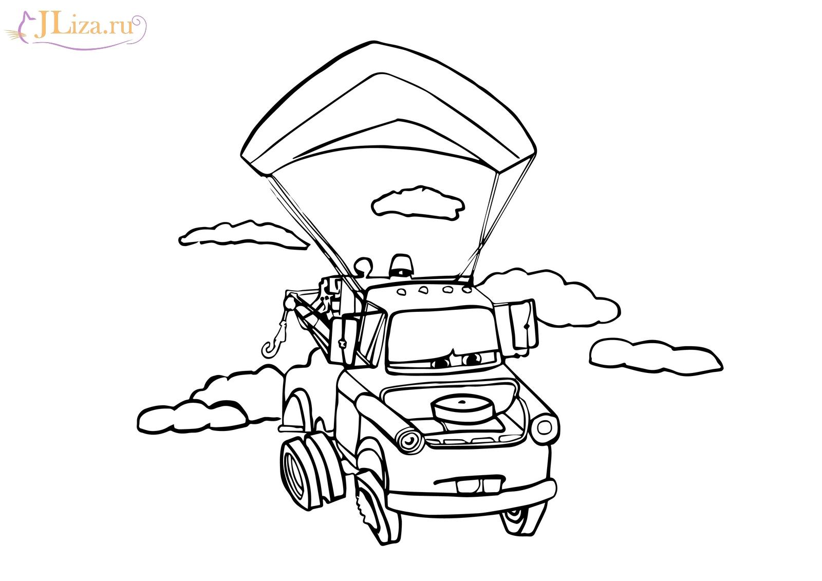 Герои сказки теремок из автомобильных шин установка автомобильной сигнализации в дубне